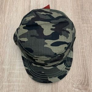 MOSSIMO Supply Co. Military Hat Army Cadet Patrol